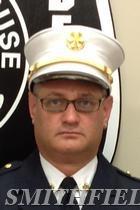 Smithfield Volunteer Fire Department Chief                         Jerry Hackney                                501